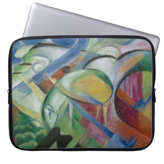 Franz Marc, the sheep/ フランツ·マルク,  ヒツジ Laptop Sleeves