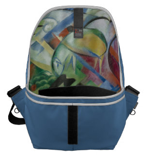 Franz Marc, the sheep/ フランツ·マルク,  ヒツジ Courier Bag