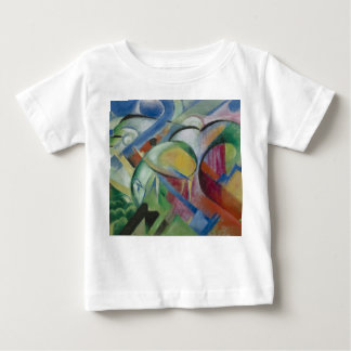 Franz Marc, the sheep Baby T-Shirt