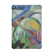 Franz Marc, the sheep iPad Mini Covers