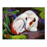 Franz Marc- The Steer (The Bull) Postcard