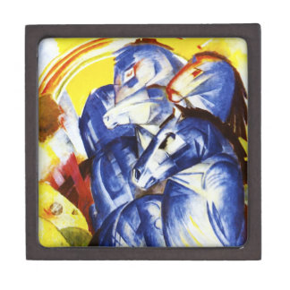 Franz Marc The Tower of Blue Horses Gift Box