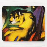 Franz Marc - Tiger Mouse Pad