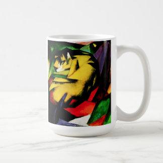 Franz Marc Tiger Mug