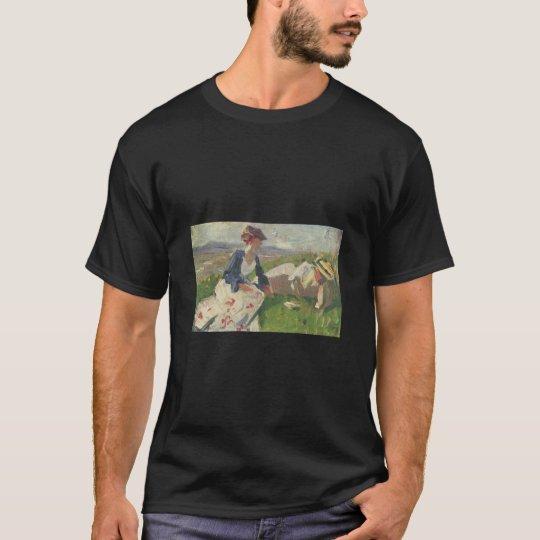 Franz Marc - Two Women on Mountain 1906 Female T-Shirt