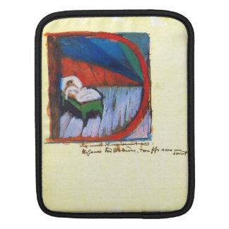 Franz Marc - Vignette D iPad Sleeve