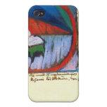Franz Marc - Vignette D iPhone 4 Cases