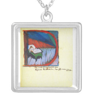 Franz Marc - Vignette D Necklaces