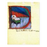 Franz Marc - Vignette D Post Card