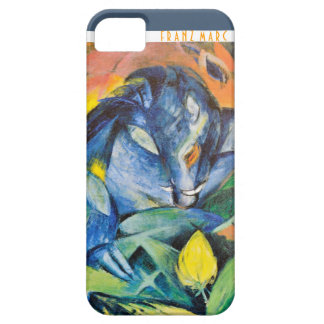 Franz Marc Wild Boar with Sow Expressionist Art iPhone SE/5/5s Case