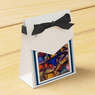Franz Mark The Three Cows Gift Box Party Favor Boxes