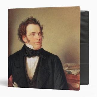 Franz Peter Schubert 3 Ring Binder