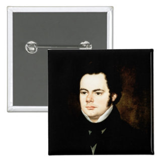 Franz Peter Schubert Pinback Button