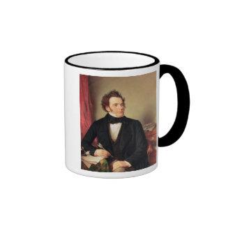 Franz Peter Schubert Ringer Mug