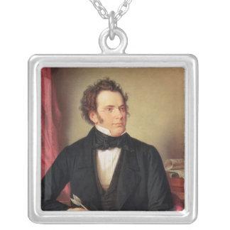 Franz Peter Schubert Silver Plated Necklace
