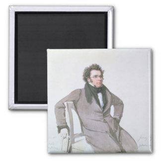 Franz Schubert , 1825 Refrigerator Magnet
