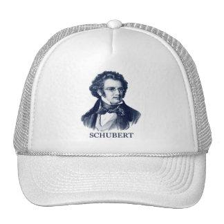 Franz Schubert azul Gorro De Camionero