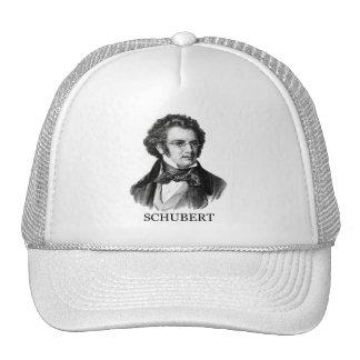 Franz Schubert negro Gorros