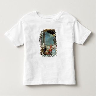 Franz Stephan I  with his wife Marie-Therese T Shirt