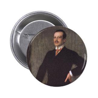 Franz Stuck Art Button