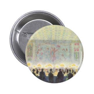 Franz Stuck Art Pinback Buttons