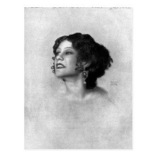 Franz Stuck Art Postcard