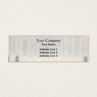 Franz Stuck- Dinner Mini Business Card