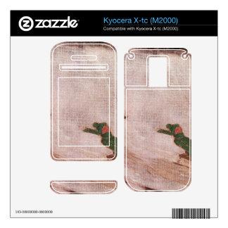 Franz von Stuck - Children sledding Skin For The Kyocera X-tc