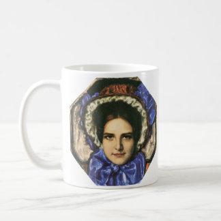Franz von Stuck - Daughter Mary Coffee Mug