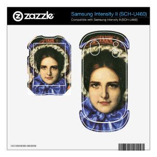 Franz von Stuck - Daughter Mary Samsung Intensity Skins