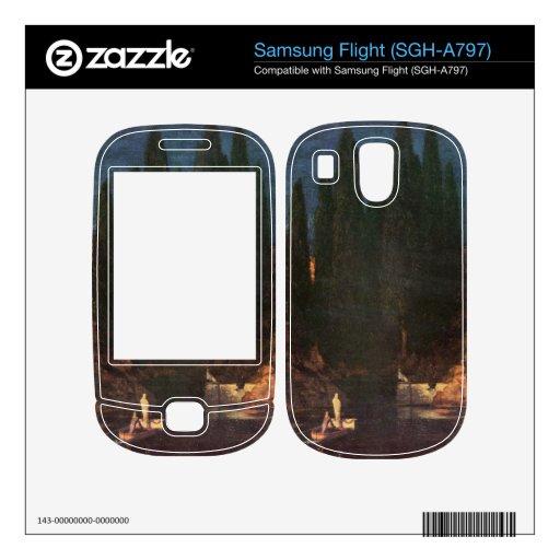 Franz von Stuck - Dead island Samsung Flight Skins