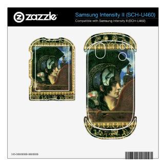 Franz von Stuck - Fighting amazon Samsung Intensity Decals