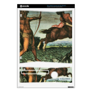 Franz von Stuck - Hercules and Nessus Decals For The Xbox 360 S