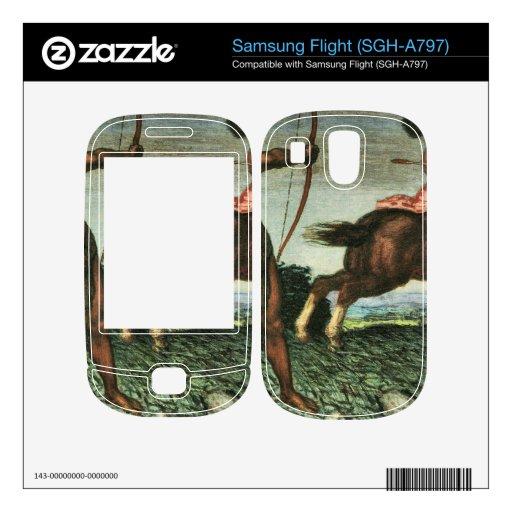 Franz von Stuck - Hercules and Nessus Decal For Samsung Flight