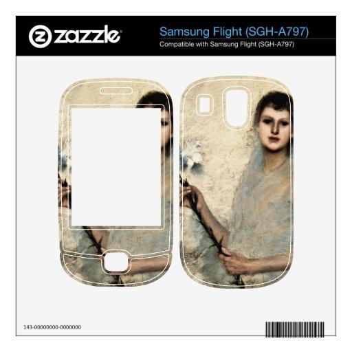 Franz von Stuck - Innocence Skin For Samsung Flight