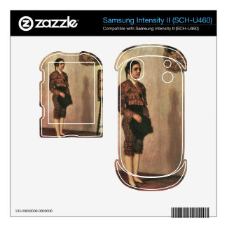 Franz von Stuck - Mary as a bullfighter Samsung Intensity Decals