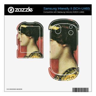 Franz von Stuck - Mary as a Greek Samsung Intensity Skins
