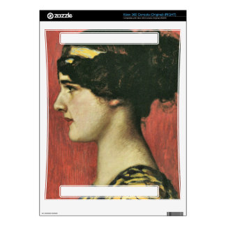 Franz von Stuck - Mary as a Greek Decal For Xbox 360