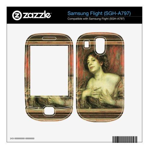 Franz von Stuck - Mary Stuck Skin For Samsung Flight