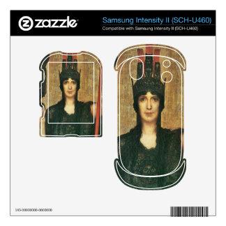 Franz von Stuck - Pallas Athene Samsung Intensity Skins