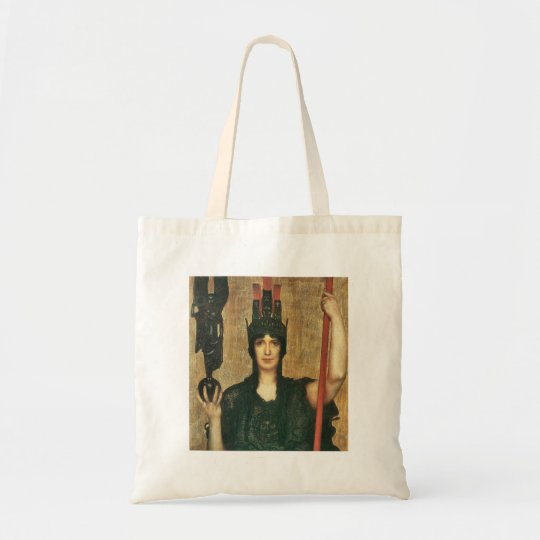 Franz von Stuck - Pallas Athene Tote Bag