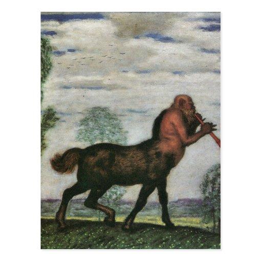 Franz von Stuck - Spring Postcards
