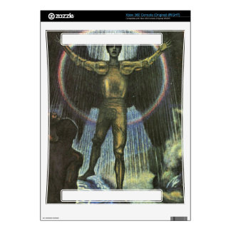 Franz von Stuck - The angel of the Court Skins For The Xbox 360