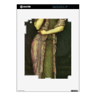 Franz von Stuck - The beautiful Helena Skin For The iPad 2