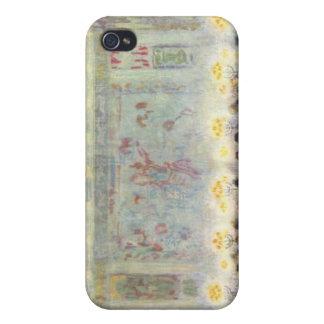 Franz von Stuck - The dinner iPhone 4/4S Cases