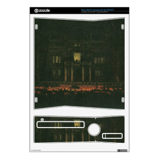 Franz von Stuck - Torches Decal For The Xbox 360 S