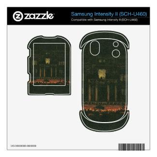 Franz von Stuck - Torches Samsung Intensity Decal