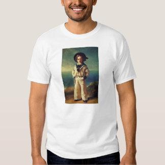 Franz Winterhalter- Albert Edward, Prince of Wales Shirt