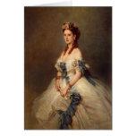 Franz Winterhalter- Alexandra, Princess of Wales Card