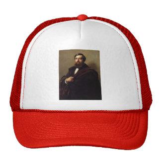 Franz Winterhalter- Alfred Emilien Hats
